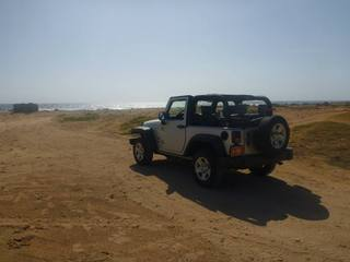 jeep hire bonaire