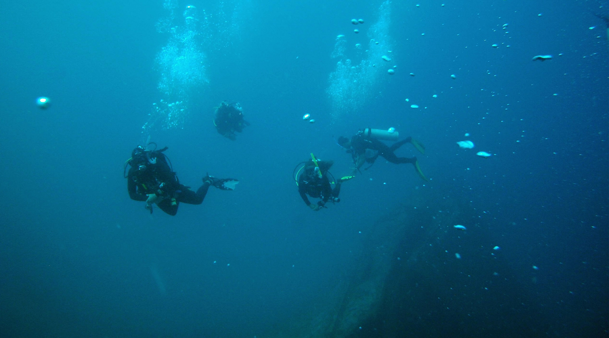 dominican republic wreck scuba diving