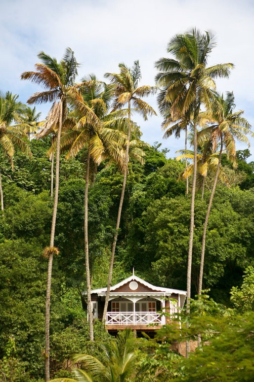 Authentic St Lucian luxury at Fond Doux
