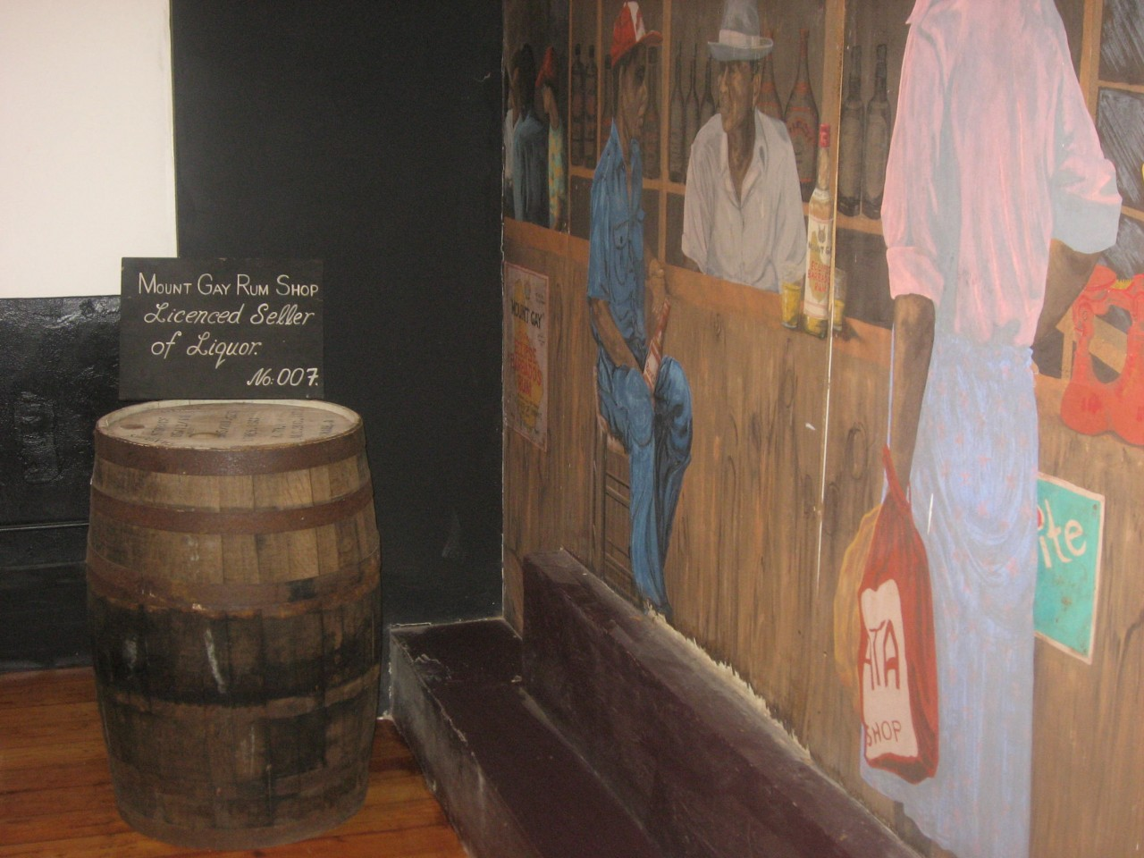 Tour the Mount Gay Rum Factory