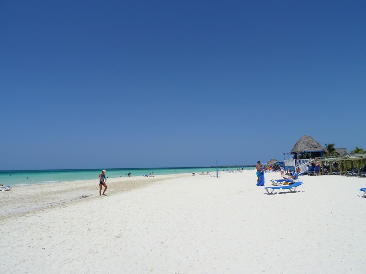 Pilar Beach Cayo Guillermo Cuba
