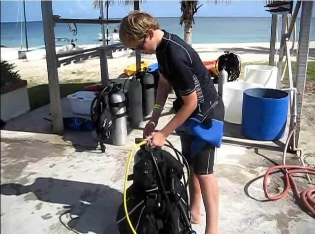 Choosing a destination to advance your Scuba Diving Log Book