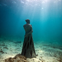 Underwater Sculpture Photos