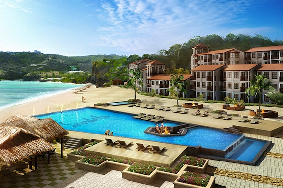 New Resort ! the Sandals Grand this December