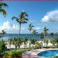 Pool and beach proximity area