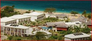 Coyaba Resort Grande Anse, Great resort in Grenada with PADI 5 stars diving Centre