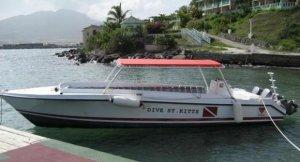 Dive St Kitts