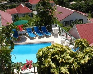 Perfect combination of Dive Center and Hotel in Saba - Saba Divers