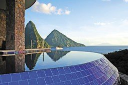 Jade Mountain St Lucia's Luxury Resort