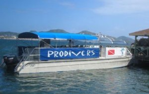 Pro Divers St Kitts