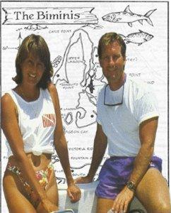Bill & Nowdla Keefe's Bimini Undersea
