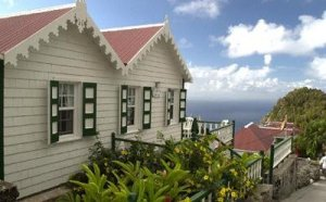 Great apartments for divers in Saba